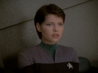 Ezri Dax Deep Space Nine