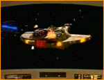 Cardassian Ship