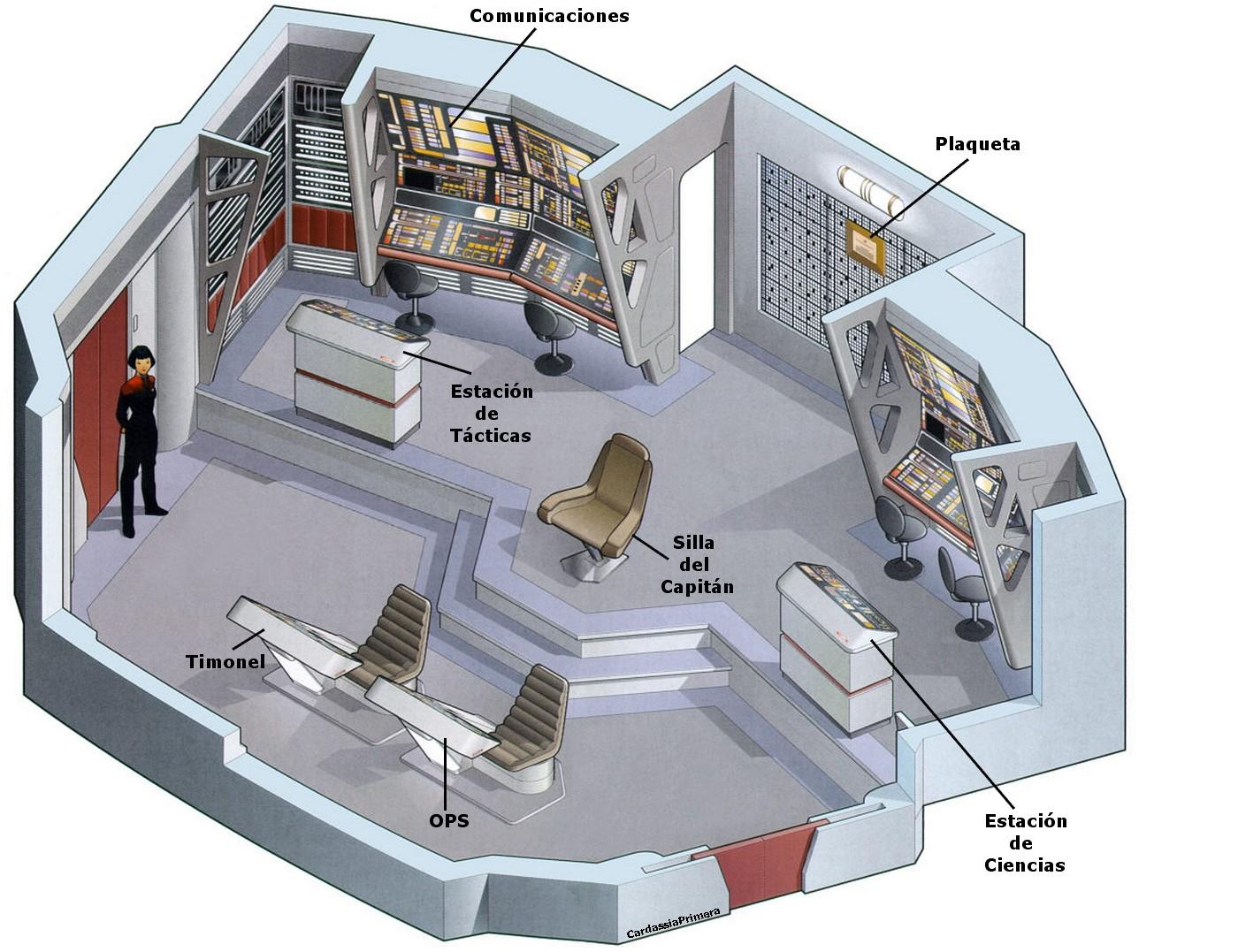 Star Trek Starships Bridges Interiors Schematics Blueprints Starship Schematics on