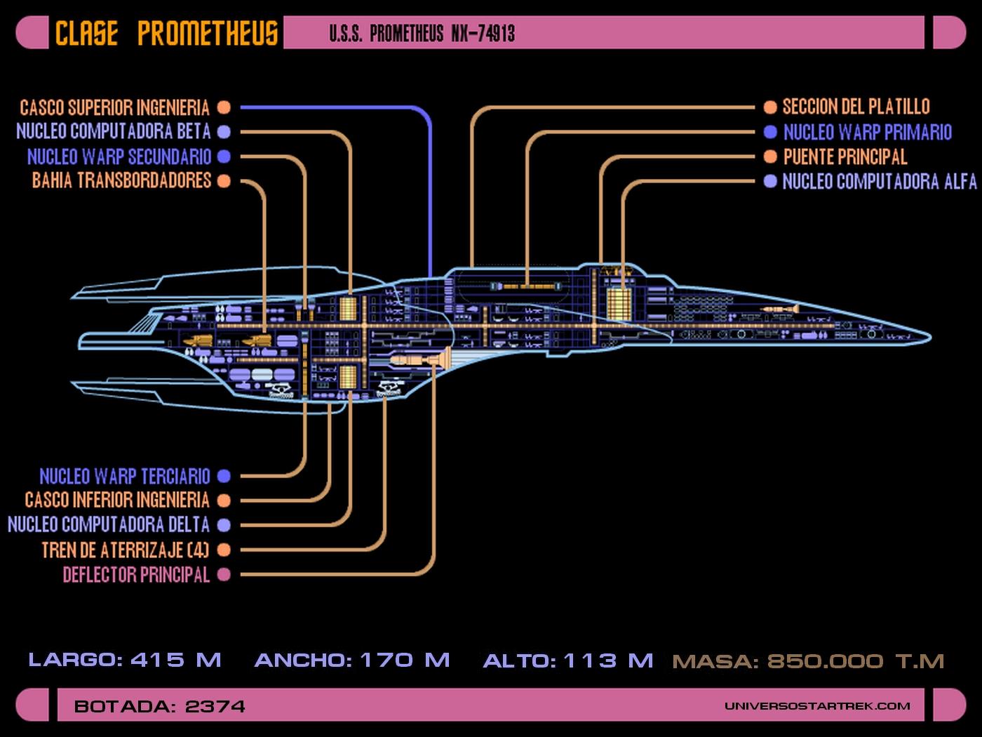 Star Trek Lcars - Schematics - Star Trek Blueprints - Ships ... Nx Schematics on