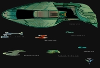 Romulan Starships