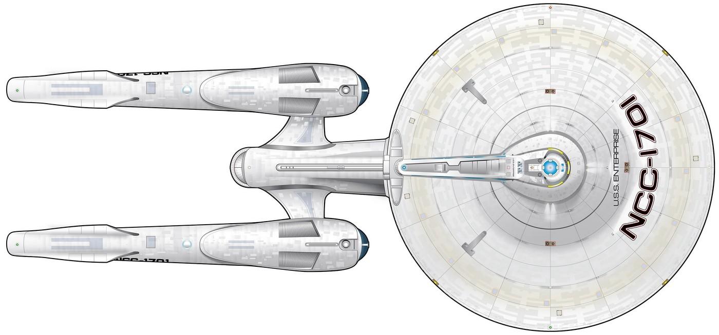 schematic uss enterprise  u2013 the wiring diagram  u2013 readingrat net