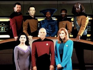 Star Trek VII Generations Cast