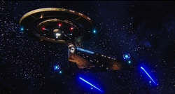 USS Discovery NCC 1031