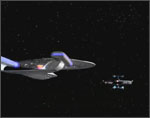 USS Victory and USS Enterprise D
