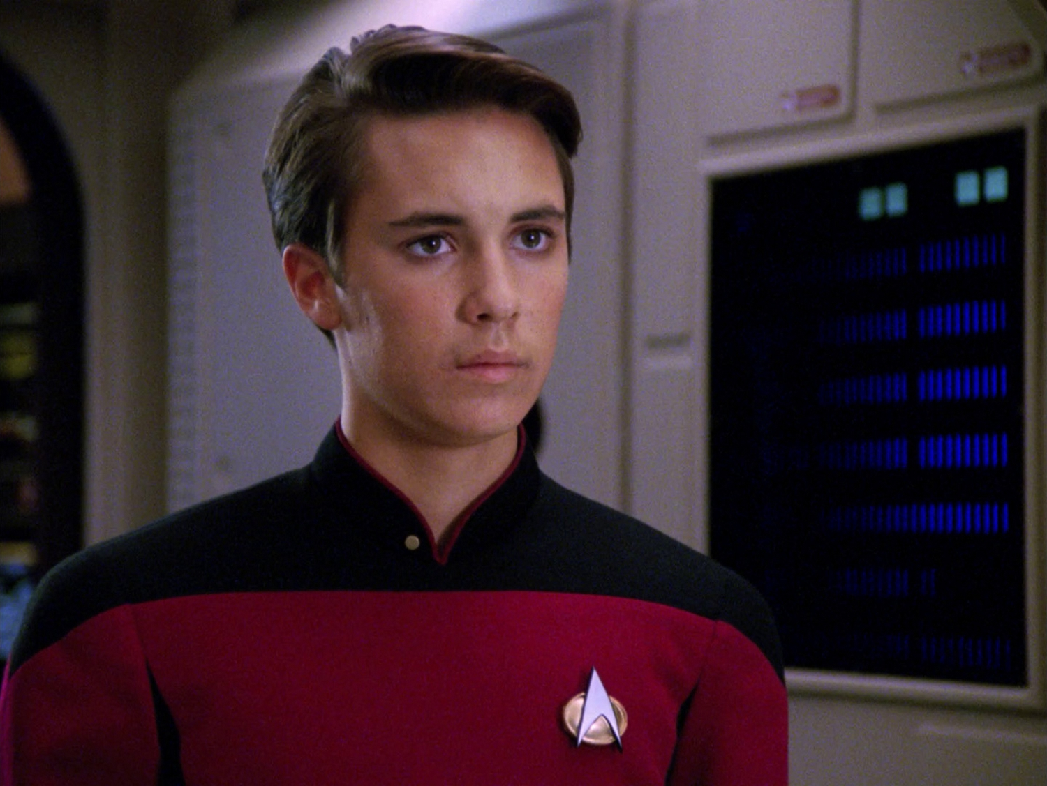 the wesley crusher appreciation post thenerdsofcolor