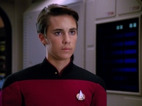 The Next Generation Wesley Crusher