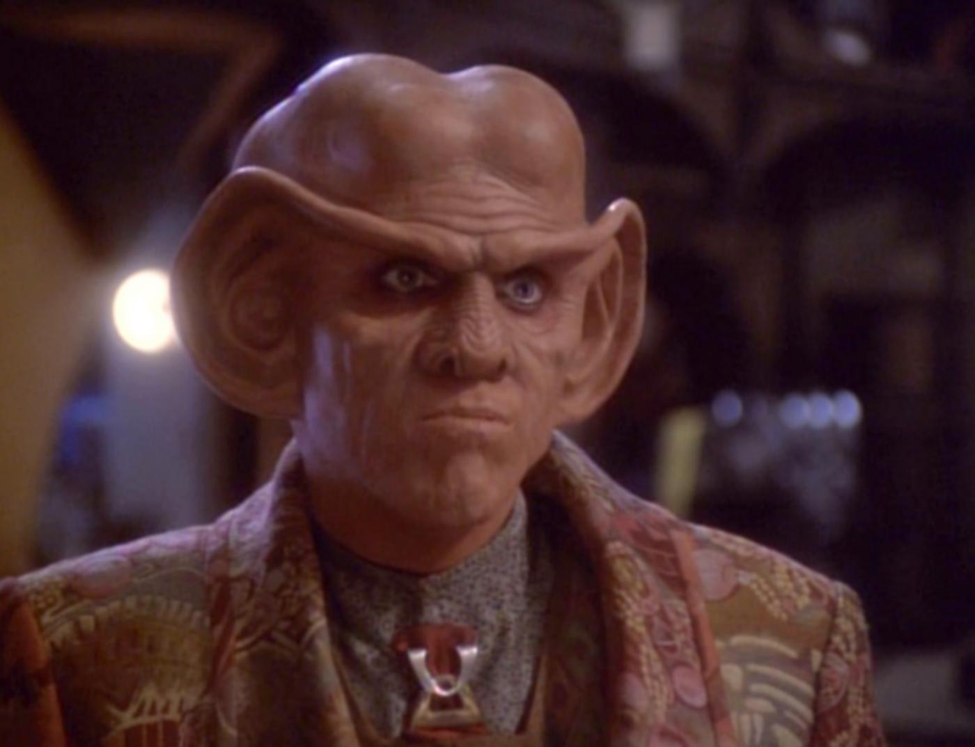 Quark Star Trek Insomnia Projects: #92...